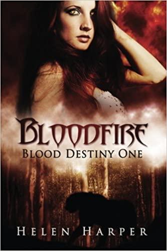 Couverture Les liens du sang, tome 1 : Un tempérament de feu
