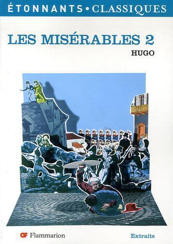 Couverture Les Misérables, abrégé, tome 2