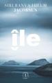 Couverture Île  Editions Grasset (En lettres d'ancre) 2020