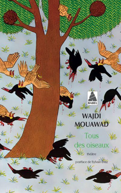 Couverture Tous des oiseaux