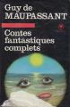 Couverture Contes fantastiques Editions Marabout 1983