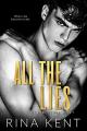 Couverture Lies & Truths Duet, Tome 1 : All the Lies Editions Autoédité 2020