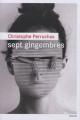 Couverture Sept gingembres Editions du Rouergue 2020
