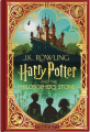 Couverture Harry Potter, illustré (MinaLima), tome 1 : Harry Potter à l'école des sorciers Editions Bloomsbury (Children's Books) 2020