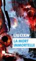 Couverture La trilogie des trois corps, tome 3 : La mort immortelle Editions Actes Sud (Exofictions) 2018