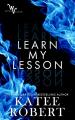Couverture Wicked Villains, book 2: Learn my Lesson Editions Autoédité 2019