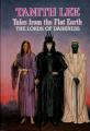 Couverture Le Dit de la Terre plate, intégrale, tome 1 Editions Doubleday 1987