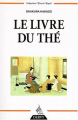 Couverture Le livre du thé Editions Dervy 1998