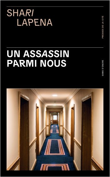 Couverture Un assassin parmi nous