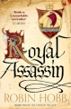 Couverture The Farseer Trilogy, book 2: Royal Assassin Editions HarperCollins 2012