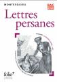 Couverture Lettres persanes Editions Folio  (Plus classiques) 2019