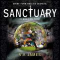 Couverture Sanctuary Editions Gollancz 2019