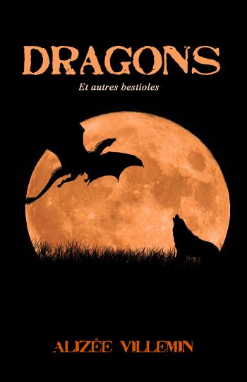 Couverture Dragons et autres bestioles