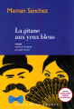 Couverture La gitane aux yeux bleus Editions Mercure de France 2020
