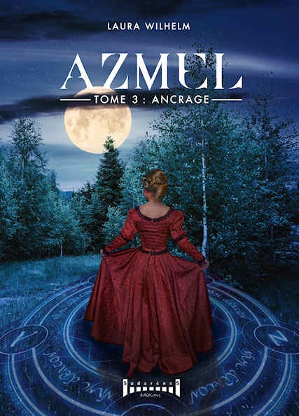 Couverture Azmel, tome 3 : Ancrage