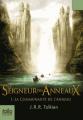 Couverture Le Seigneur des Anneaux, tome 1 : La communauté de l'anneau / La fraternité de l'anneau Editions Folio  (Junior) 2007