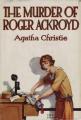 Couverture Le meurtre de Roger Ackroyd Editions HarperCollins 2006
