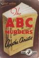 Couverture A.B.C. contre Poirot / ABC contre Poirot Editions HarperCollins 2006