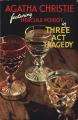 Couverture Drame en trois actes Editions HarperCollins 2006