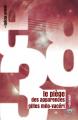 Couverture Le piège des apparences Editions du 38 (Nouvelle) 2020