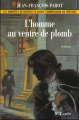 Couverture L'Homme au ventre de plomb Editions JC Lattès 2008