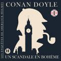 Couverture Sherlock Holmes : Un scandale en Bohème Editions Sixtrid 2020