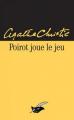 Couverture Poirot joue le jeu Editions Le Masque 2015