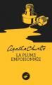 Couverture La plume empoisonnée Editions Le Masque 2015
