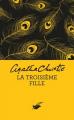 Couverture La troisième fille Editions Le Masque 2015