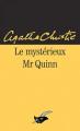 Couverture Le mystérieux mr Quinn Editions Le Masque 2015