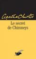 Couverture Le secret de Chimneys Editions Le Masque 2015