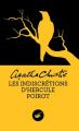 Couverture Les indiscrétions d'Hercule Poirot Editions Le Masque 2014