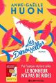 Couverture Les Demoiselles Editions Albin Michel 2020