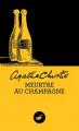 Couverture Meurtre au champagne Editions Le Masque 2012
