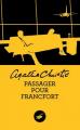 Couverture Passager pour Francfort Editions Le Masque 2012