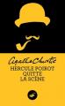 Couverture Hercule Poirot quitte la scène Editions Le Masque 2014