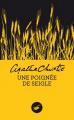 Couverture Une poignée de seigle Editions Le Masque 2015
