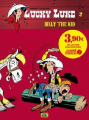 Couverture Lucky Luke, tome 20 : Billy the Kid Editions Lucky Comics 2011