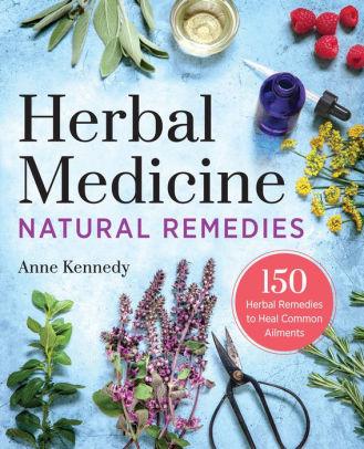 Couverture Herbal Medicine Natural Remedies
