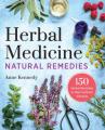 Couverture Herbal Medicine Natural Remedies Editions Callisto Media Inc. 2017