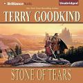 Couverture L'épée de vérité, tome 02 : La pierre des larmes Editions Brilliance Audio 2008