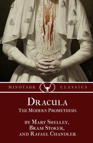 Couverture Dracula: The Modern Prometheus