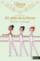 Couverture 20, allée de la danse, tome 01 : Parfaite... ou presque Editions Nathan 2016