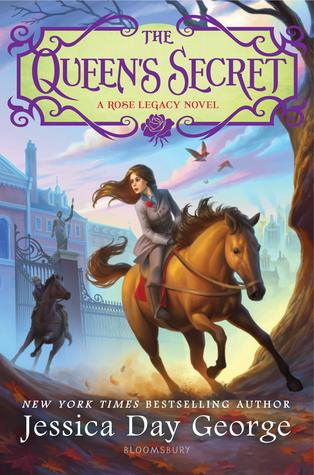 Couverture The Rose Legacy, book 2: The Queen's Secret