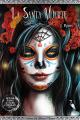 Couverture Rouge sang & noir corbeau, tome 2 : la Santa Muerte Editions Le héron d'argent 2020