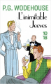 Couverture L'inimitable Jeeves Editions 10/18 2020