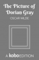 Couverture Le portrait de Dorian Gray Editions Kobo (Originals) 2019