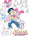 Couverture The Art Of Steven Universe: The Movie Editions Dark Horse 2020