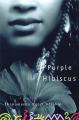 Couverture L'hibiscus pourpre Editions Algonquin 2012