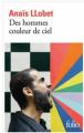 Couverture Des hommes couleur de ciel Editions Folio  2020